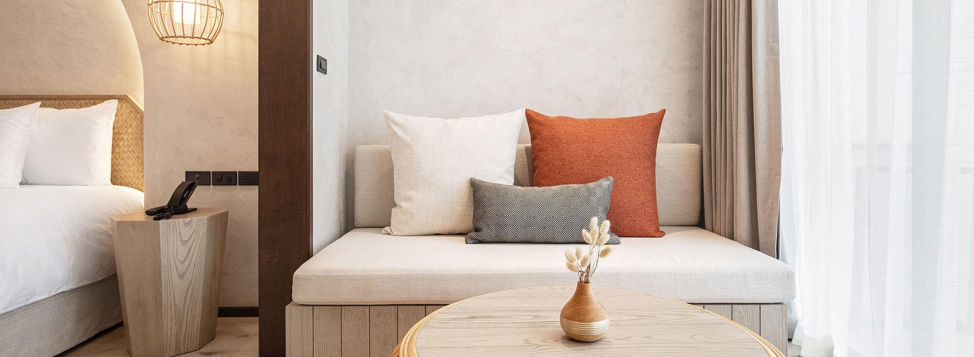 Living space designed