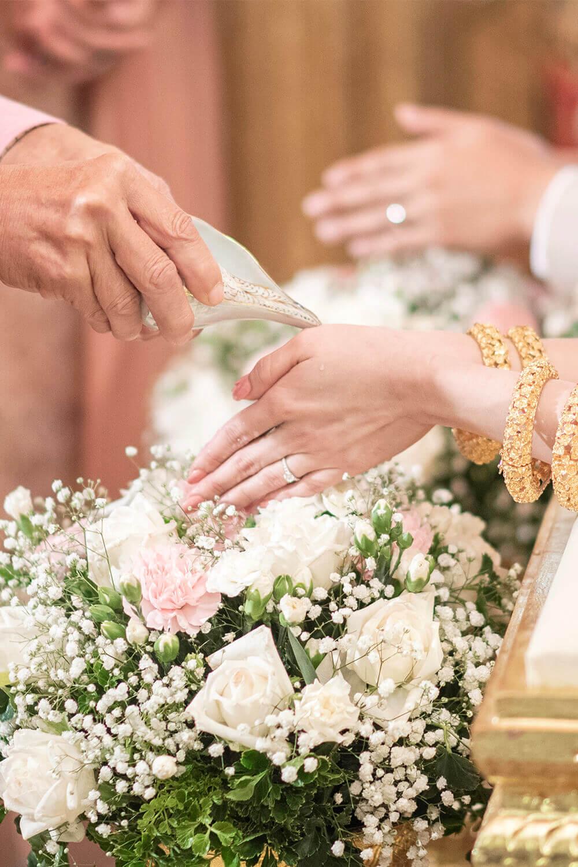 Steps of Thai Wedding Ceremony