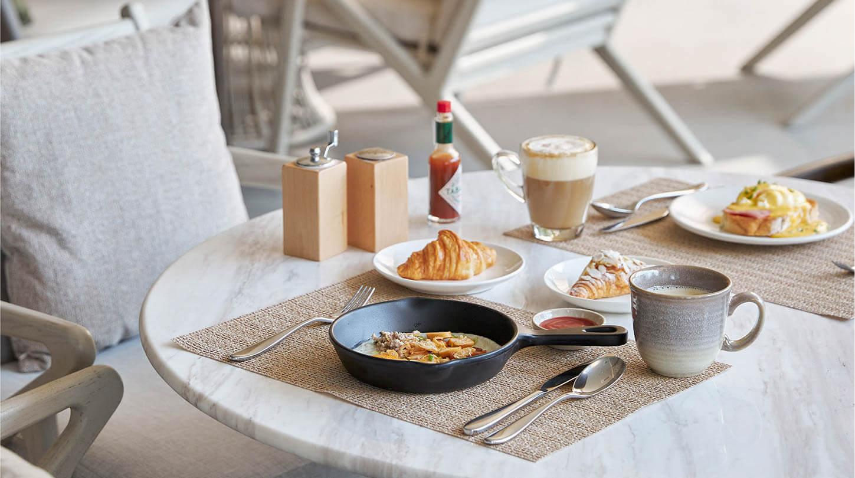 Thai and international cuisine